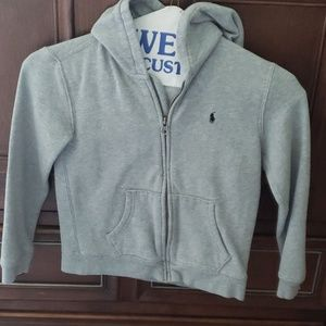 Polo Ralph Lauren Sweatshirt with Zipper & Hood